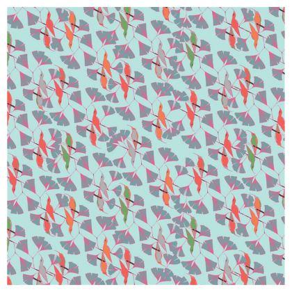 Humming Bird Collection (Aqua) - Luxury Umbrella