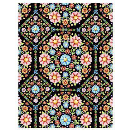 Millefiori Floral Elegant Umbrella