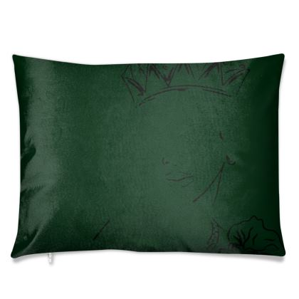 Queen Nzinga Luxury Cushion