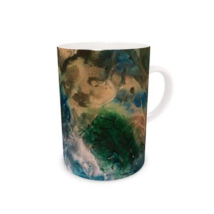 Fluid art cup ~3