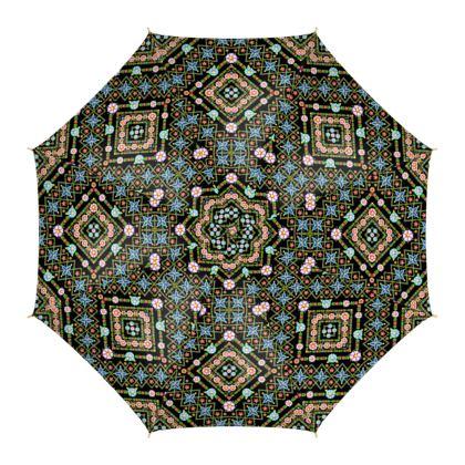 Millefiori Lattice Umbrella