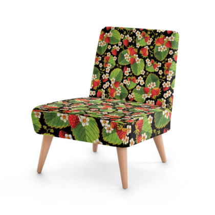 Strawberry Occasional Chairs