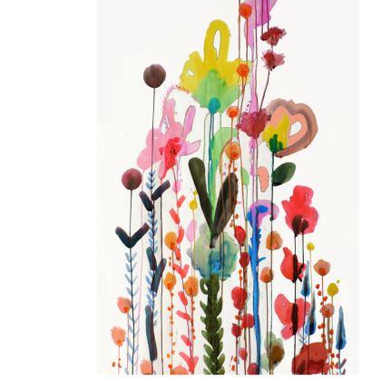Viva Floral Deckchair