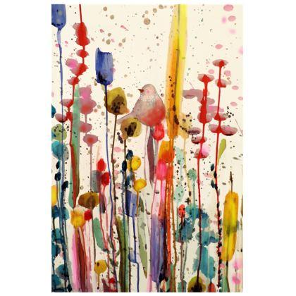 Sweet Morning Colourful Deckchair