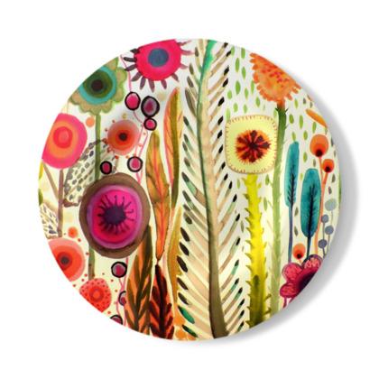Printemps Decorative Plate