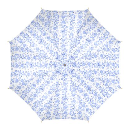 Calico Chinoiserie Blue