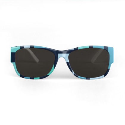 Urban Blue Sunglasses
