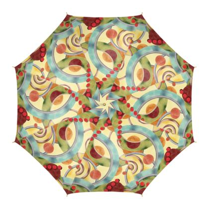 Europa Pattern Umbrella