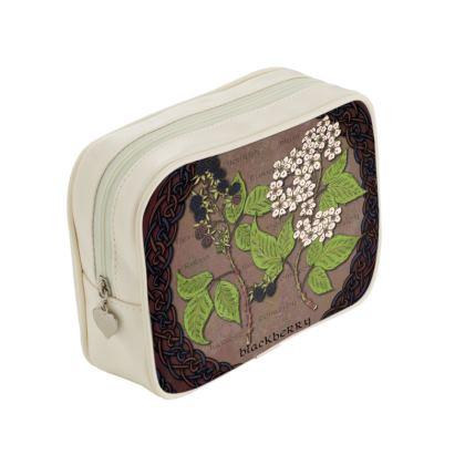 Celtic Blackberry Make Up Bag