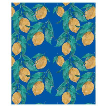 Lemon Ladies Bomber Jacket