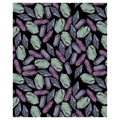 Crystal Ladies Bomber Jacket