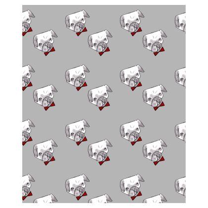 Pug Ladies Bomber Jacket