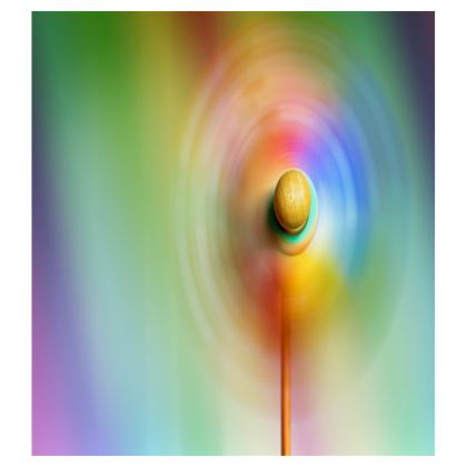 Colour Creative Rainbow Windmill Tray