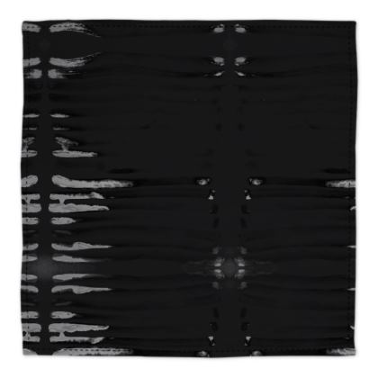 Modern Midnight Lines Bandana