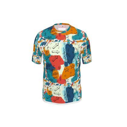 City Cut and Sew T Shirt