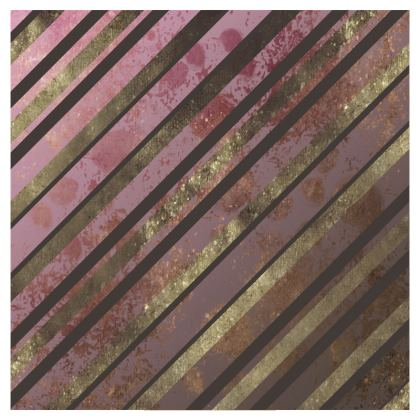 Dark Pink Deckchair