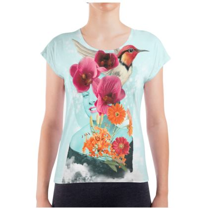 Kelly Ladies T Shirt