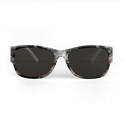 Black Garden Sunglasses