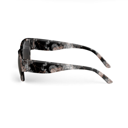 Black Garden Sunglasses