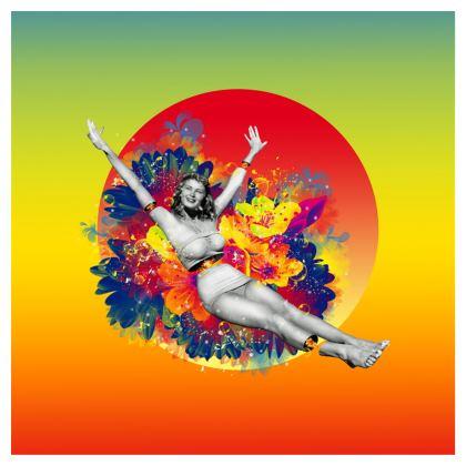 Summer Skater Dress