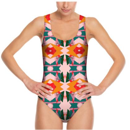 The Kaleidoscope Swimsuit