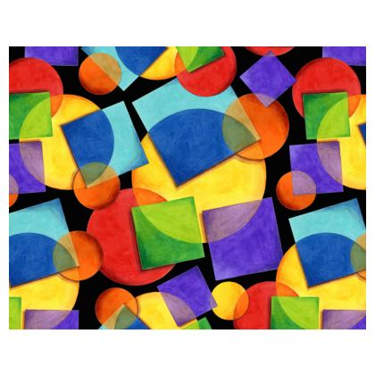 Candy Rainbow Celtic Espadrilles
