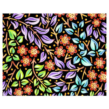 Big Top Filigree Floral Espadrilles