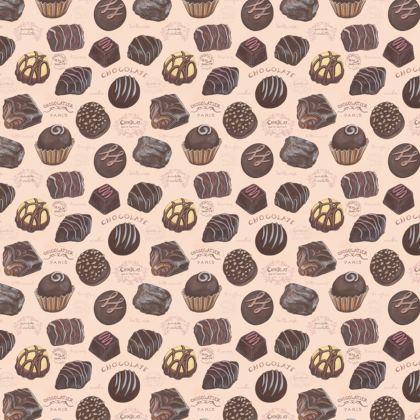 Delectable Chocolates Handbag