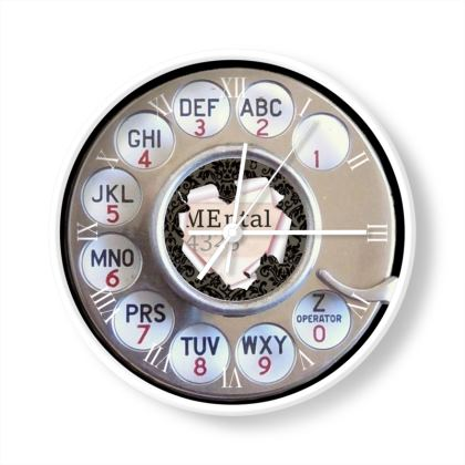 Fob Watch Phone Clock 2