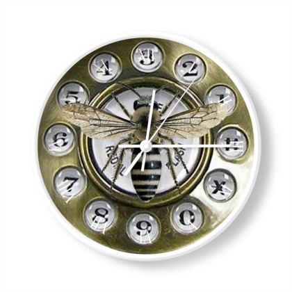 Clock Phone Watch Fob 3