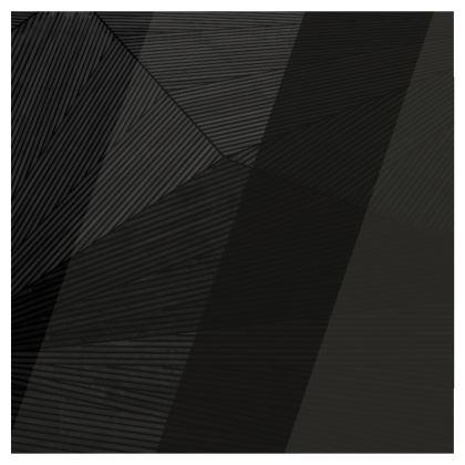 OSHO Original Skater Skirt in Black