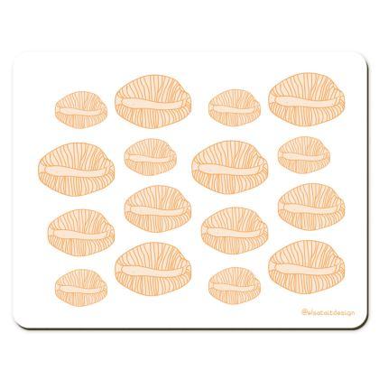 4x Groatie Buckie Placemats