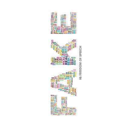 FAKE MAXI BEACH TOWEL