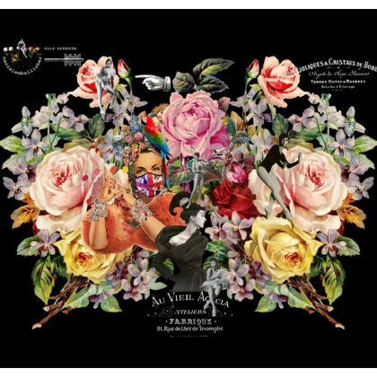 Nuit des Roses 2020 Double Deckchair