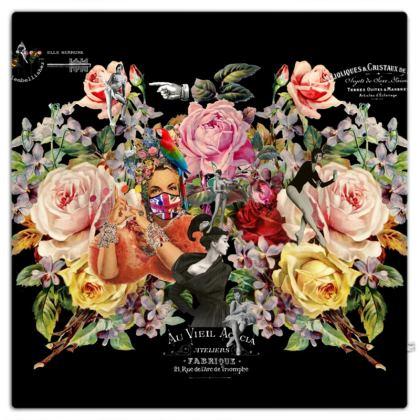 Nuit des Roses 2020 Picnic Blanket