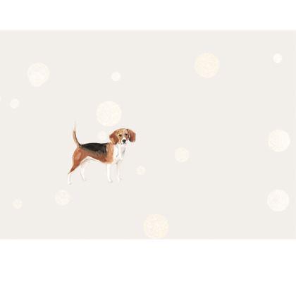 Beagle Dog- Face mask