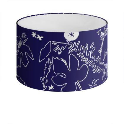 Shropshire Foliage Range- Deep plum, lamp fix