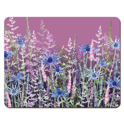 Placemats - Fairytale Sunset Meadow