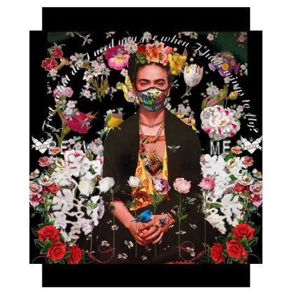 Frida Incognita 2020 Suitcase