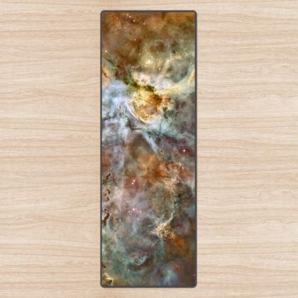 Carina Nebula Yoga Mat