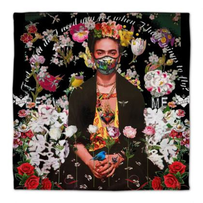 Frida Incognita 2020 Table Napkins