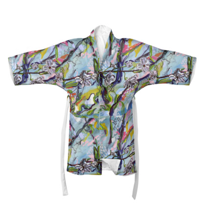 Blossom Floral Kimono