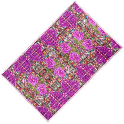 Rose Garden Premium DOUBLEFACE Handtuch