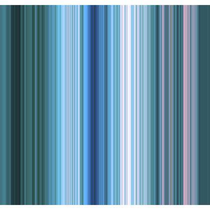 Sablo Lio Striped Double Deckchair