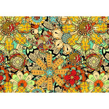 Buckingham Gardens Designer Nappa Leather crossbody bag