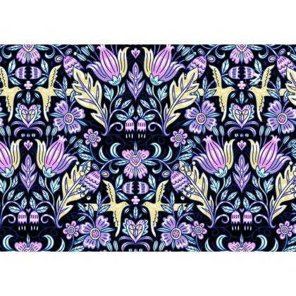 Boughton Gardens Designer Nappa Leather crossbody bag