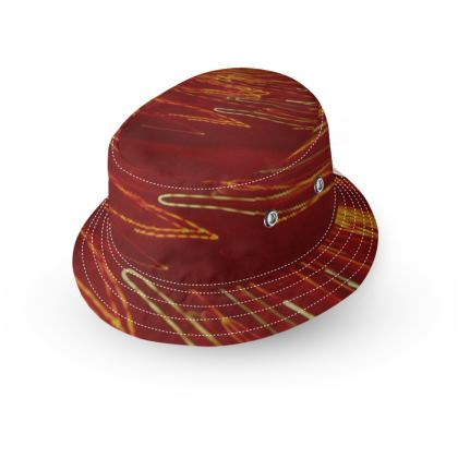 Collection Bucket Hat - Deep color blend   -    Collection 1