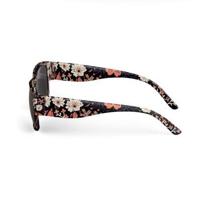 Summer Flowers Designer Sunglasses
