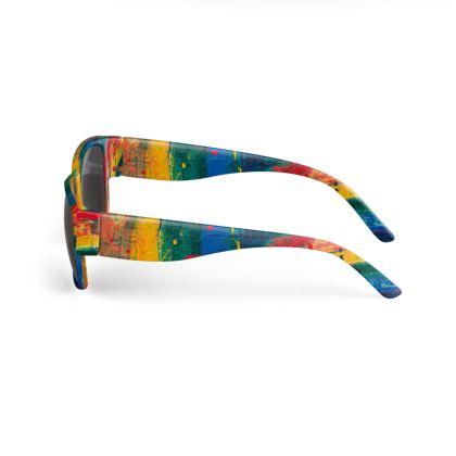 Tropical Forest Designer Sunglasses