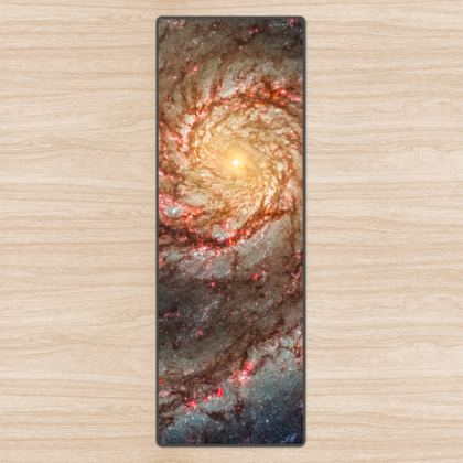Spiral Galaxy Premium Yoga Mat